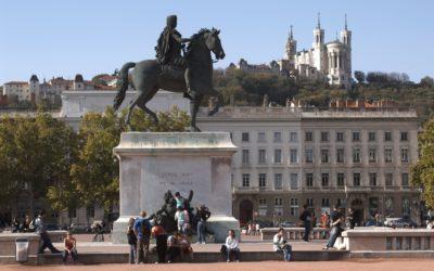 Lyon Patrimoine Mondiale de l'Unesco