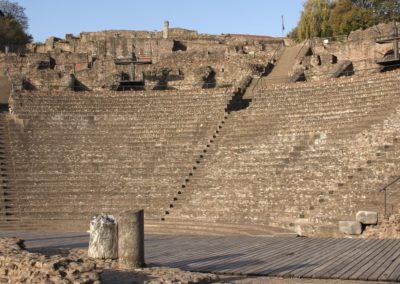 Lyon_theatre_antique_romain_fourviere_copyright_Laurent_Berthier